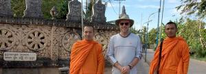 Mon voyage en Asie